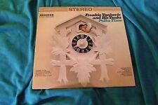 Polka Time Frankie Yankovic and His Yanks LP HS 11189