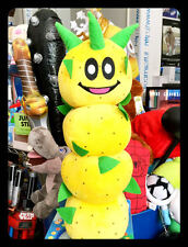 PELUCHE PERSONAGGIO CATERPILLAR  SAGA SUPERMARIO BROS  40 cm nintendo novità NEW