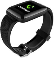 Smart Watch Band Attività Fitness Tracker per Pressione Sanguigna Frequenza Card