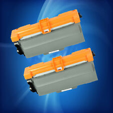 2PK Toner for Brother TN750 HL-5440D HL-5450DN DCP-8110DN DCP-8150DN DCP-8155DN
