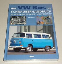 Reparaturanleitung VW Bus T2, Bulli, Transporter - Schrauberhandbuch!