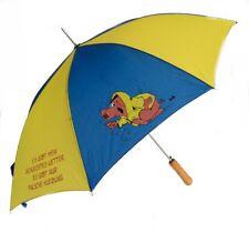 Uli Stein Schwein Regenschirm Es gibt kein schlechtes Wetter Stockschirm Schirm