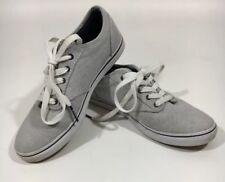 9c0bc3ca0e Womens VANS Off The Wall Navy   White Pinstripe Sneaker ...