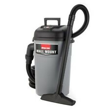 Shop-Vac 3941000 Wall Mount Wet / Dry Utility Vacuum 4.0 Peak HP, 5 Gallon