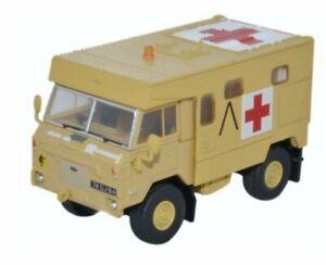 Oxford Diecast 1:76 Army Land Rover FC Ambulance Gulf War 76LRFCA001