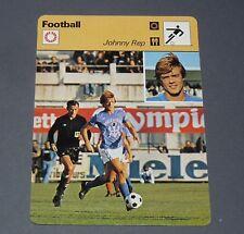 FOOTBALL 1977 SEC BASTIA SECB FURIANI CORSICA LIONS JOHNNY REP NEDERLAND HOLLAND
