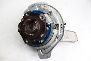Porsche Cayman S 981 2014 Rear Wheel Hub Knuckle LHS 98133165707 J175