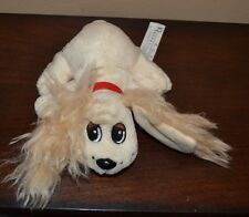 "Mattel Pound Puppy Cocker Spaniel 6"" Plush Stuffed Animal Bean Bag 2004"