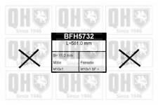 QUINTON HAZELL BFH5732 BRAKE HOSE REAR AXLE LEFT RC524998P OE QUALITY