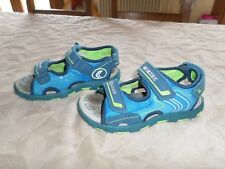 Chaussures d'été garçon , Bleu , Marque GEOX , Pointure 31, Excellent état