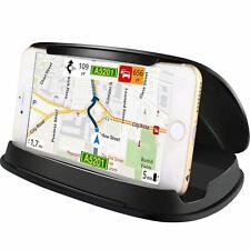 Mobile Phone Holder Dashboard Cradle Mount Car GPS Stand Reusable Non Slip Case