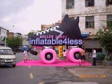 20ft Inflatable Roller Skate Skating Rink Promotion Advertisement CUSTOM MADE