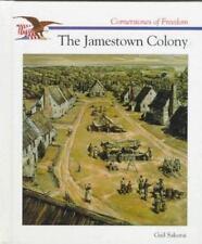 The Jamestown Colony (Cornerstones of Freedom) Sakurai, Gail Library Binding