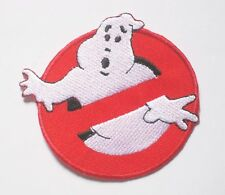 """Ghostbusters embroidered badge Patch 7x8 cm  2.75""""x3"""" A"""