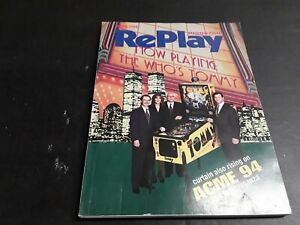 RePlay Monthly March 1994