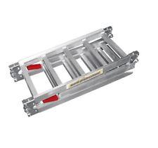 Moto rampe mobile TRIPLE, pliante, L: 198 cm x largeur : 28,5 cm
