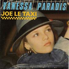 VANESSA PARADIS JOE LE TAXI / VARVARA PAVLOVNA FRENCH 45 SINGLE