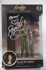 Jewel Staite signed Firefly Legacy Collection Funko Kaylee Frye Serenity