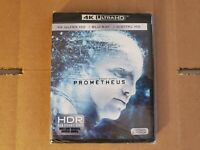 Prometheus: (4K Ultra HD & Blu-ray) No Code, Never been watched!
