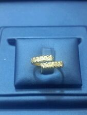 Designer Gold Ring in 22k Adjustable can fit Different sizes
