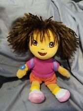 Dora The Explorer Lot ~ Dora plush, Dora figure and backpack