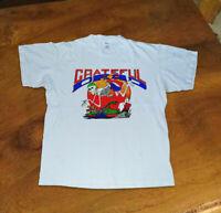 New Hot Vintage Grateful Dead 1993 Summer Tour t shirt gildan reprint
