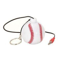 Sound Logic Baseball Keychain Rechargeable Speaker 397176
