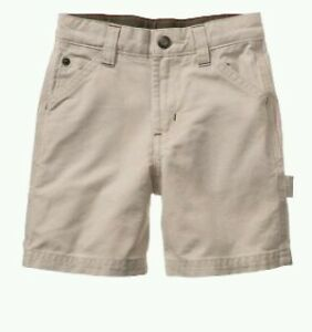 AUTH. BNWT GAP BOYS CARPENTER SHORTS (3 YRS.)