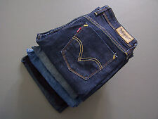Vintage Levis 627 Jeans Women's Straight Fit Stretch W28 - W40 in. Denim 627s