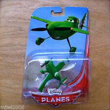 Disney Planes LITTLE KING RARE NEW PREMIUM diecast IRISH #14 INTL CARD