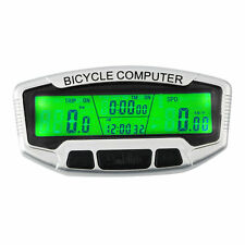 Cycling Computers and GPS with Odometer