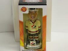 "TEAM CANADA 2002 Bobble Head STEVE YZERMAN Mint in Box 7"" Bobble Dobbles VHTF}"