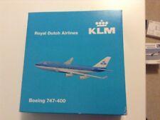 HERPA WINGS - BOEING 747-400 - KLM ROYAL DUTCH AIRLINES - 500692 - SCALE: 1:500