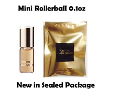 Tom Ford Black Orchid Eau de Parfum Rollerball Mini 0.1 fl.oz./ 3 ml. Sealed