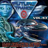 Future Trance 43 (2008) Future Trance United pres. Cream, Alex C. feat .. [2 CD]
