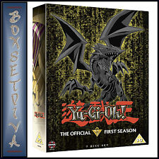 YU-GI-OH -SEASON 1-  THE OFFICIAL FIRST SEASON (EPISODES 1 - 49) **BRAND NEW DVD