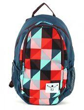 CHIEMSEE Crystal Backpack Rucksack Freizeitrucksack Magic Triangle Red Bunt