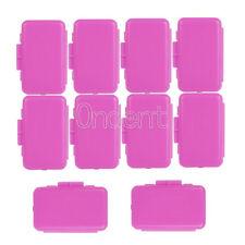 100Boxes Ortho Dental Wax Pink-Straberry Scent For Brace Bracket Gum Irritation
