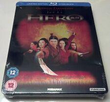 Hero Jet Li Steelbook (Blu-ray, Uk Import) Region B Locked