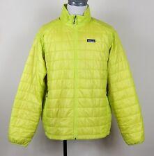 NWT Patagonia Nano Puff Jacket Mens XXL 2XL full zip insulated coat 84210 $199