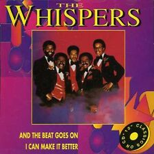 The Whispers - And the Beat Goes On/I Can Make It Better [New CD] Canada - Impor