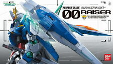 [Bandai] Genuine PG 1/60 GN-0000 00 OO Gundam + GNR-010 0 Raiser model kit