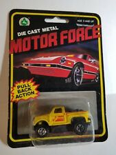 Summer Toys Motorized Die-Cast Chevy Pickup 4X4 Motor Force