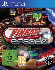 Pinball Arcade (Sony PlayStation 4) NEUWARE