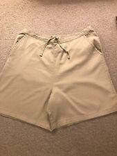 George Talla 14 Piedra Color Pantalones Cortos de Algodón ligero