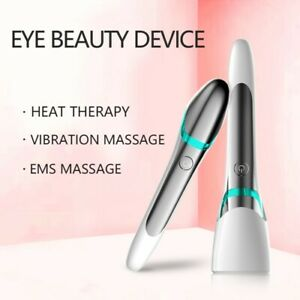 Eye Face Massager Anti-Ageing Wrinkle Lifting Heat 40° Effect Vibration Device
