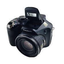 Casio EXILIM EX-FH20 9.1MP Digital Camera - Black
