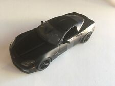 Greenlight 1/24 Black Bandit 2005 Corvette Z06