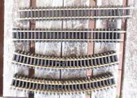 PIKO 57135 H0 Piko A Gleis Set aus Startset Konvolut gerade+ gebogene unbenutzt
