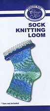 Sock Knitting Loom Ideal For Socks, Gloves, Leggings, Scarves, Leg Warmers